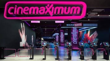 Cinemaximum 17 Burda